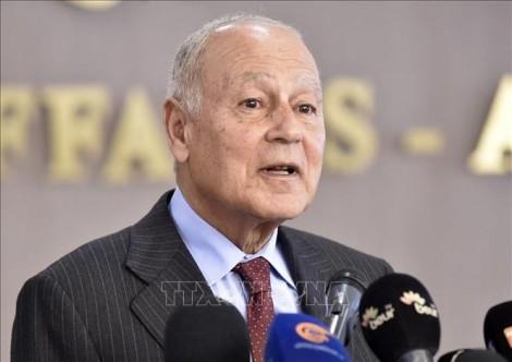 Tổng thư ký AL Abul-Gheit được tái bổ nhiệm