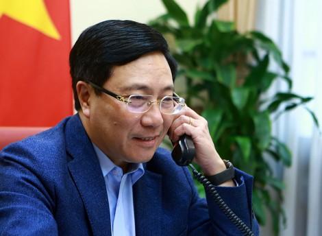 Việt Nam, Singapore đẩy mạnh giao thương, thúc đẩy phục hồi kinh tế sau đại dịch