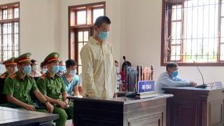 Xét xử đối tượng chống người thi hành công vụ tại bưng Lạc Điạ