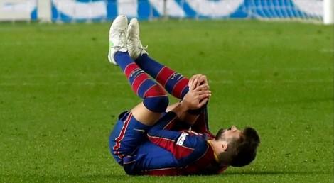 Tin bóng đá ngày 5-3-2021: Barca mất trụ cột khi gặp PSG