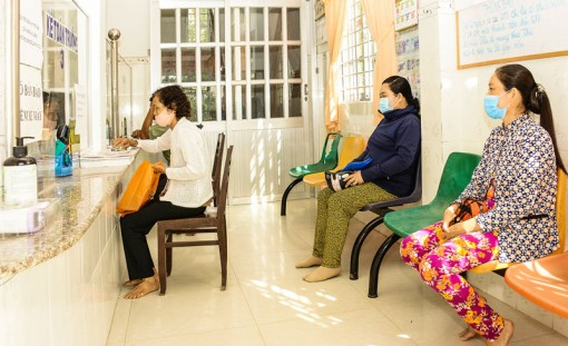 Hiệu quả Quỹ tín dụng nhân dân Phước Hiệp
