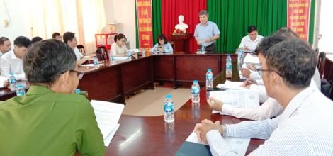 Châu Thành giới thiệu người ứng cử đại biểu HĐND tỉnh, huyện nhiệm kỳ 2021 - 2026