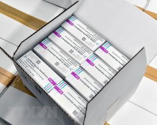 Chi tiết việc phân bổ số lượng vắcxin COVID-19 cho các đơn vị
