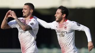 Rossoneri kiên trì bám đuổi Inter