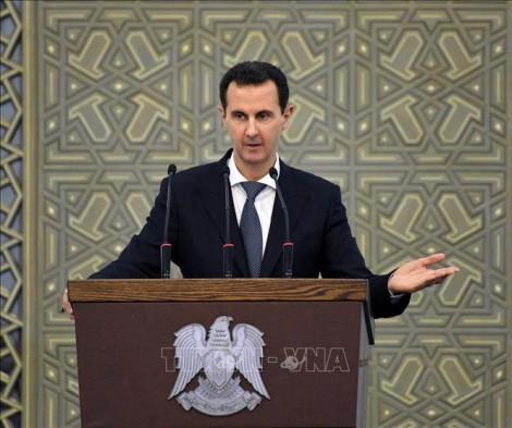 Tổng thống Syria và Phu nhân có kết quả dương tính với virus SARS-CoV-2
