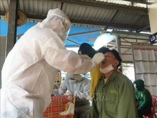 Sáng 9-3-2021, Việt Nam không có ca mắc mới COVID-19