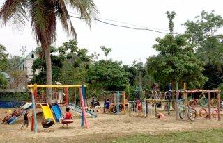 Về chính sách xây dựng khu vui chơi, giải trí cho trẻ em ở nông thôn