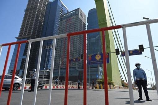 Campuchia đóng cửa tạm thời các cơ quan nhà nước