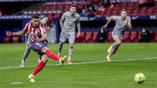 Thắng ngược Bilbao, Atletico gia tăng khoảng cách với Barca