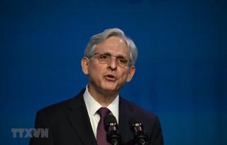 Thượng viện Mỹ phê chuẩn đề cử Bộ trưởng Tư pháp Merrick Garland