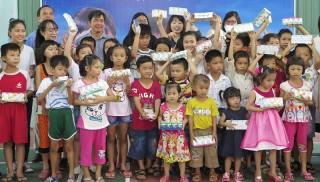 Chung tay bảo đảm thực hiện quyền trẻ em, bảo vệ trẻ em trong thiên tai, dịch bệnh