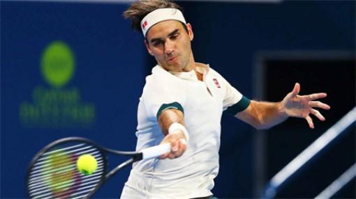 Federer, Dominic Thiem cùng bị loại ở tứ kết Qatar Open 2021