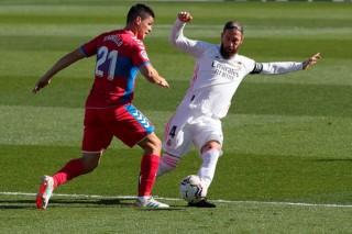 Real chiếm ngôi nhì bảng của Barca