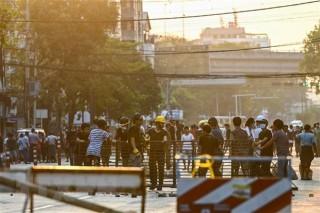 Myanmar áp đặt thiết quân luật tại một số khu vực ở Yangon