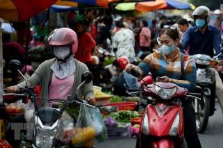 Campuchia lần đầu tiên ghi nhận số lây nhiễm Covid-19 mới vượt 100 ca