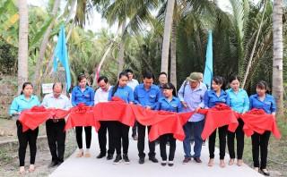 2 công trình thanh niên tiêu biểu toàn quốc năm 2021 của Tỉnh Đoàn
