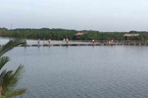 Anh Nguyễn Tấn Vàng đam mê làm du lịch sinh thái