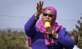 Bà Samia Suluhu Hassan trở thành nữ tổng thống đầu tiên của Tanzania