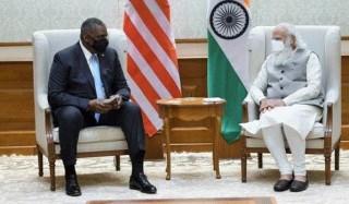 Ấn Độ và Mỹ cam kết thúc đẩy quan hệ đối tác chiến lược song phương
