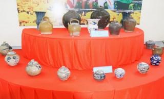 Trưng bày hơn 500 hiện vật tại Bảo tàng tỉnh