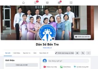 Mở rộng truyền thông dân số và phát triển qua mạng xã hội Facebook