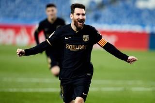Messi lại bùng nổ, Barca kiên trì bám đuổi Atletico