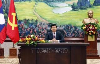 Tổng Bí thư Thongloun Sisoulith được bầu làm Chủ tịch nước CHDCND Lào