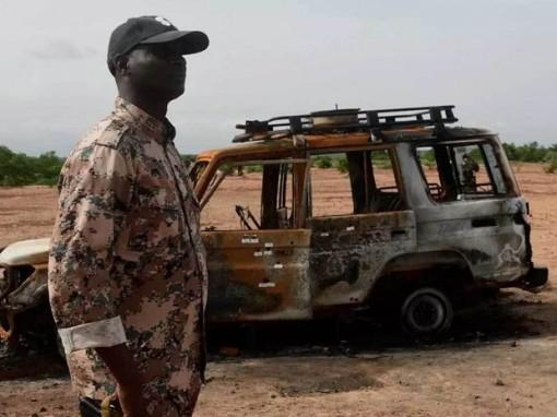 Thảm sát ở miền Tây Niger, hàng chục dân thường bị sát hại