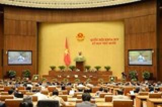 Sáng 24-3-2021: Khai mạc kỳ họp thứ 11, Quốc hội khóa XIV