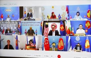 Đối thoại ASEAN - New Zealand lần thứ 28