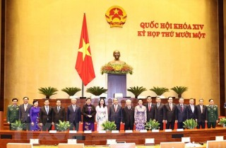 Khai mạc trọng thể Kỳ họp thứ 11, Quốc hội khóa XIV tại Hà Nội