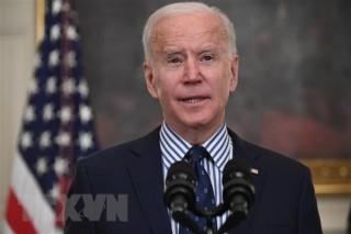 Tổng thống Mỹ Joe Biden sẽ tham dự hội nghị thượng đỉnh EU