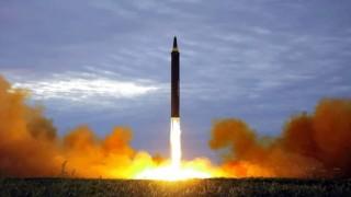 Triều Tiên phóng vật thể nghi là tên lửa đạn đạo ra biển Nhật Bản