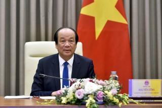 """Phó chủ tịch WB: Việt Nam tiếp tục thúc đẩy lợi thế cạnh tranh """"hậu COVID"""""""