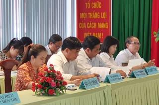 Hội nghị tổng kết chi trả chính sách trợ giúp xã hội qua bưu điện (2018 - 2020)