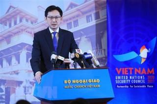 Khẳng định vai trò và vị thế của Việt Nam tại Hội đồng Bảo an Liên hợp quốc