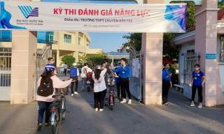 Gần 4 ngàn thí sinh tham gia kỳ thi đánh giá năng lực tại tỉnh
