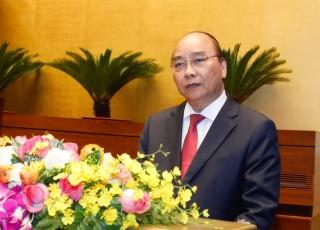 Thủ tướng Nguyễn Xuân Phúc giới thiệu, quán triệt Chiến lược phát triển kinh tế - xã hội