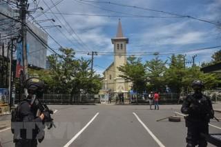 Indonesia thu nhiều chất nổ liên quan vụ đánh bom liều chết ở Sulawesi
