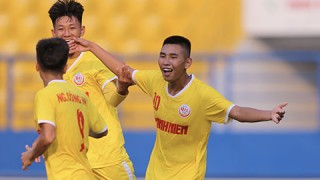 U19 Quốc gia 2021: Thủ môn xuất sắc, HAGL vẫn thua đậm SLNA