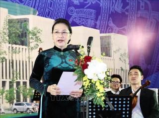 Chủ tịch Quốc hội Nguyễn Thị Kim Ngân chủ trì gặp mặt đại biểu Quốc hội khóa XIV