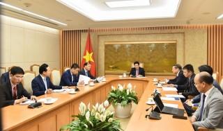 Việt Nam và Hoa Kỳ tăng cường hợp tác ứng phó với biến đổi khí hậu