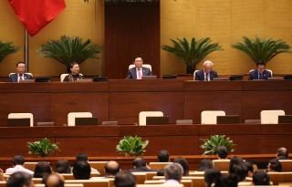 Ngày 1-4-2021, Quốc hội sẽ thực hiện quy trình nhân sự về chức danh Thủ tướng Chính phủ