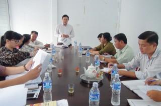 Ủy ban MTTQ Việt Nam tỉnh giám sát công tác bầu cử tại các địa phương