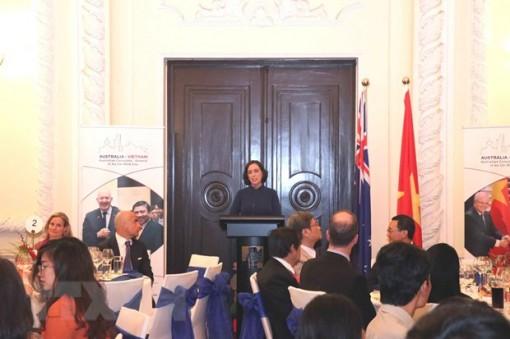 Kỷ niệm 48 năm thiết lập quan hệ ngoại giao Việt Nam - Australia