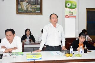Bến Tre - TP. Hồ Chí Minh đẩy mạnh liên kết hợp tác phát triển nông nghiệp