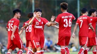 U19 Việt Nam: Thua ngược đáng tiếc PVF, HAGL bị dồn vào thế 'cửa tử'