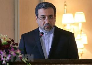 Iran tuyên bố không đàm phán chính thức với Mỹ tại Vienna