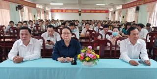 Mỏ Cày Nam sinh hoạt chuyên đề tháng 4-2021