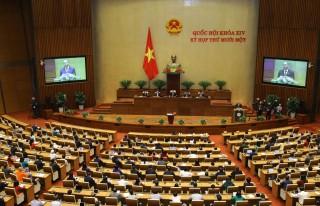Ngày 6-4-2021, Quốc hội bầu Phó Chủ tịch nước và một số ủy viên Ủy ban Thường vụ Quốc hội